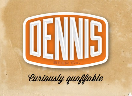 New Dennis Beer Co logo
