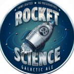 Rocket Science Galactic Ale logo