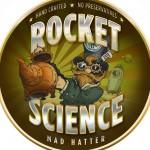 Rocket Science Mad Hatter logo