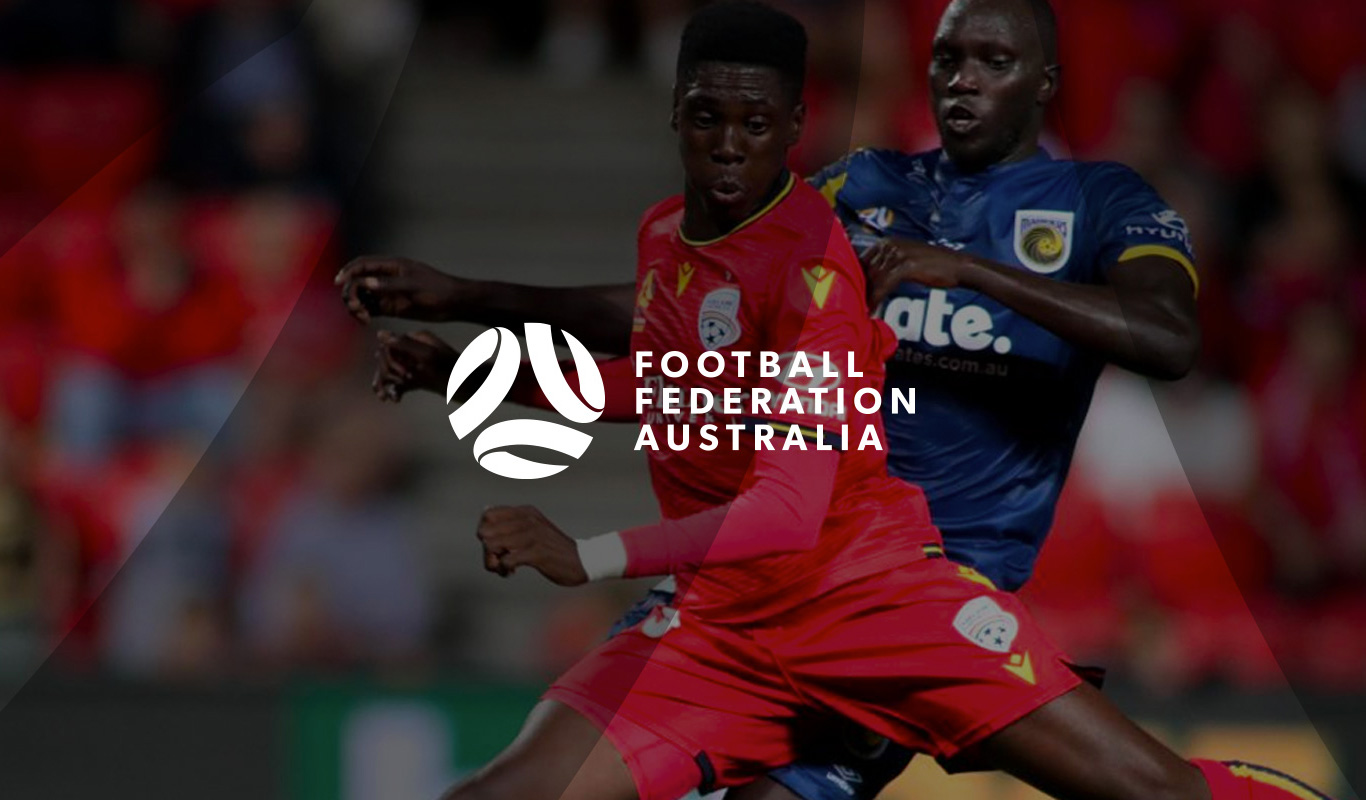 eroomcreative | football federation australia main image